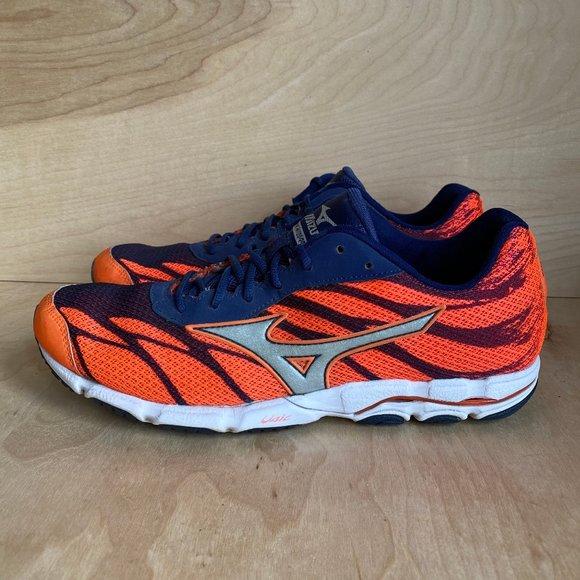 Wave Hitogami 3 Orange Blue Running